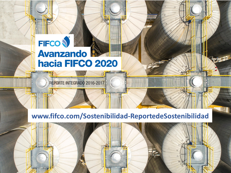 Avanzando hacia FIFCO 2020: Reporte integrado 2016-2017