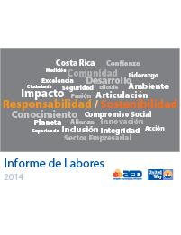 Informe Anual de Labores 2014