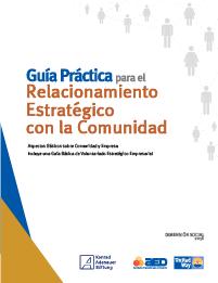 Guía Práctica para el Relacionamiento Estratégico con la Comunidad