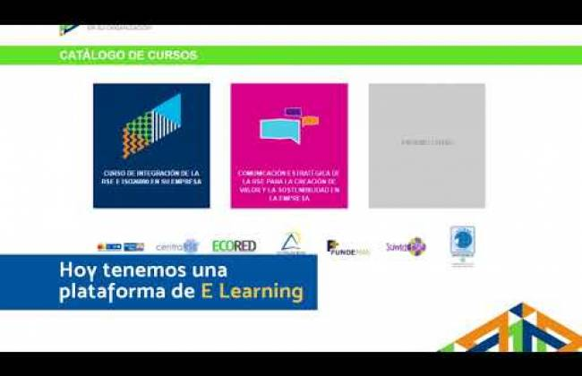 Video de logros y resultados AED 2017.